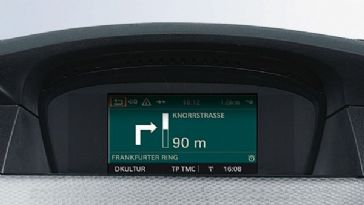 DVD BMW Business Navigation Map Europe 2019
